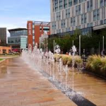 Liverpool City Water Feature